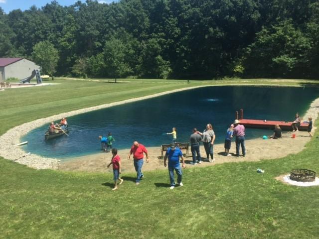 Pond Service